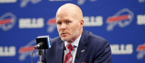 Sean McDermott compares Bills standstill search for an OC to ... - usatoday.com