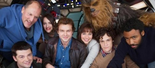 'Star Wars' Han Solo prequel movie loses directors Phil Lord and Christopher Miller. / from 'Mashable' - mashable.com