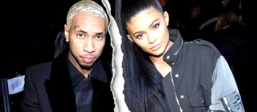 Tyga proves that he doesn't need Kylie Jenner to have a successful career. (via Blasting News library)
