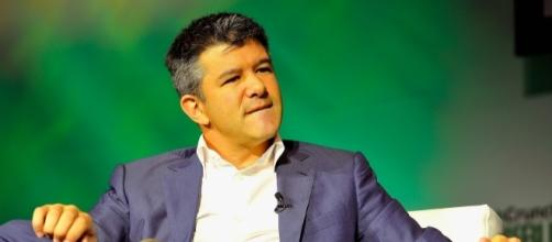 Uber founder Travis Kalanick steps down as CEO after scandals. (Flickr/TechCrunch)