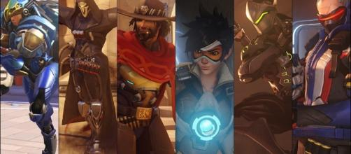 What is the best offense character in Overwatch? | Playbuzz - playbuzz.com