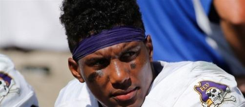 Zay Jones, Buffalo, Wide Receiver - 247sports.com