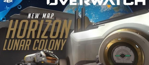 """Blizzard has officially released Horizon Lunar Colony in """"Overwatch"""" (via YouTube/PlayStation)"""