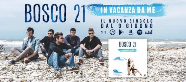 """Bosco 21, che debuttano con """"In Vacanza Da Me"""", intervista di Andrea Semenzato (@GingerPresident)"""