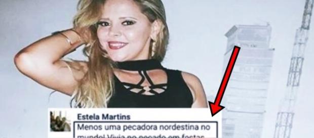 Cantora recebe mensagem polêmica após a morte - Google