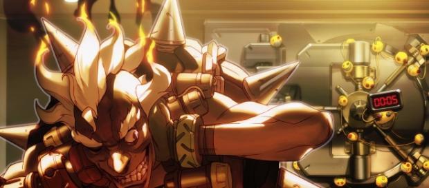 Junkrat from Blizzard's 'Overwatch' screen shot/Youtube