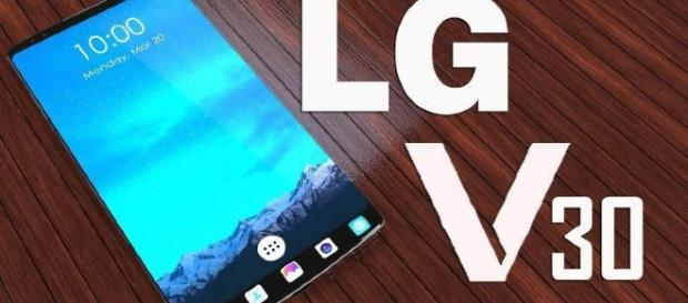 LG V30 Smartphone (via Flickr - Tricknshop Official)
