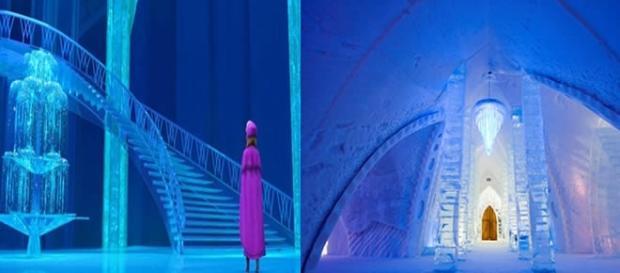 Lugares de desenhos da Disney que existem na vida real