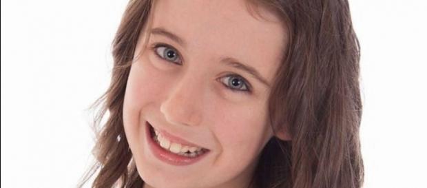 Megan Hoyle morreu aos 14 anos (Reprodução/ Facebook)
