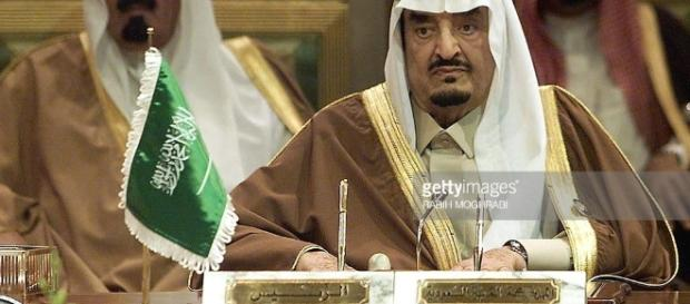 Photos et images de Saudi King Fahd Dies in Riyadh Hospital ... - gettyimages.fr