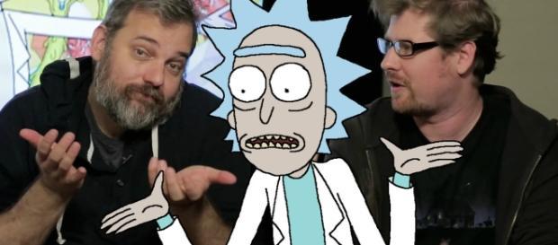 Rick and Morty Co-Creator Blames Himself for Season 3 Delay - pinterest.com