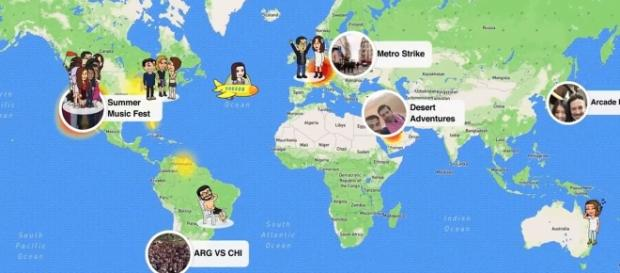 Snapchat gets Snap Map - Maps feature that allows you to see ... - Image Goandroid Youtube