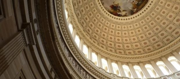 U.S. Capitol Rotunda / [Image by ctj71081/via Flickr]