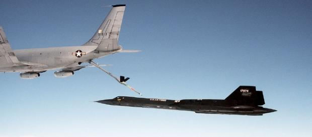 US Spy Plane sees Russian Jet within 5 feet radar - CC: Wikimedia Commons Free Image