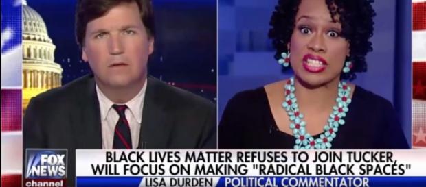 "Watch: Tucker Carlson Slams BLM Supporter Over ""Blacks-Only ... - conservativetribune.com"