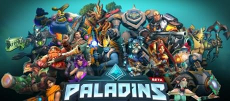 Test : Paladins – Chrono-News - quinnzelgaming.com