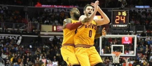 Cavaliers vs. Celtics: LeBron, Irving y Love hacen el mejor trío ... - marca.com