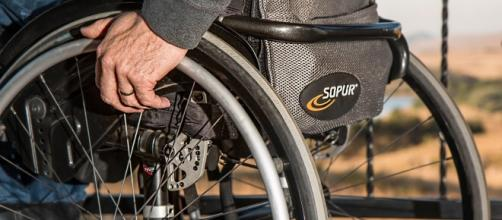 Disabled people protested AHCA Source: https://pixabay.com/en/wheelchair-disability-injured-749985/