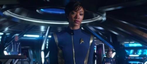Fantastic First Trailer for STAR TREK: DISCOVERY Makes a Great ... - image source bn library