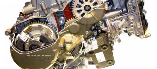 Il motore della Ducati Panigale 1199.