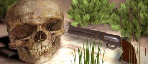 Image by Pixabay, Alan Matthew Champagne convicted in backyard burial murder case