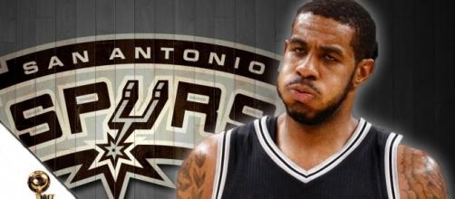 Image via Youtube channel: DLloyd NBA #LaMarcusAldridge
