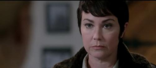 "Kim Rhodes as Sheriff Jody Mills in ""Supernatural"" Season 10. (Youtube/Katrin Vanhelsing)"