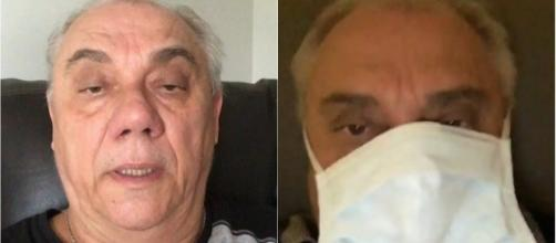 Marcelo Rezende abandona redes sociais e seus fãs estão tristes (Foto: Reprodução/Rede Social)