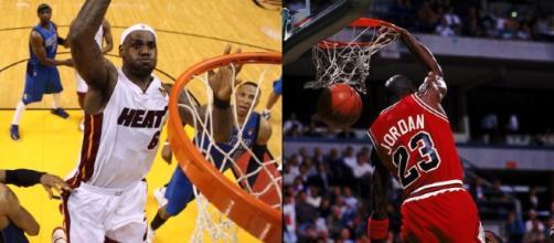 NBA legend Robert Horry comments on the comparison between LeBron James and Michael Jordan