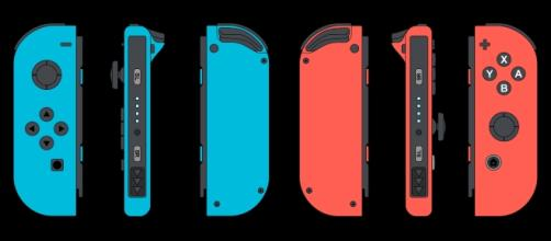Nintendo Switch Joy-Con Illustration