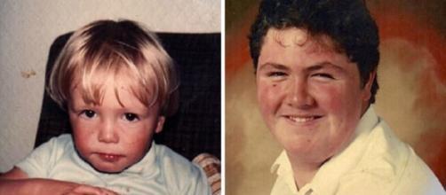 Paul Humphrey sempre foi gordinho desde criança
