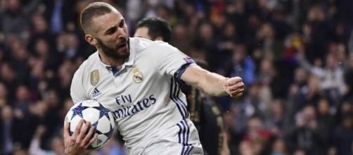Real Madrid: Benzema pousse un madrilène vers Lyon!