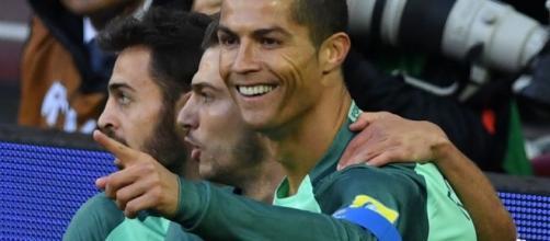 Russia 0-1 Portugal: Cristiano Ronaldo nets the winner in ... - pinterest.com
