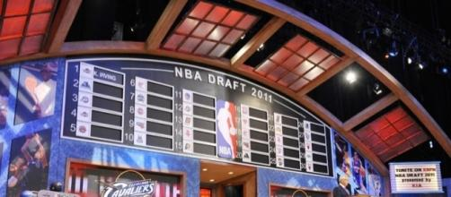 The 76ers, Lakers, and Celtics are the big players in the 2017 NBA draft - Photo via Cavs History/Flickr - flickr.com