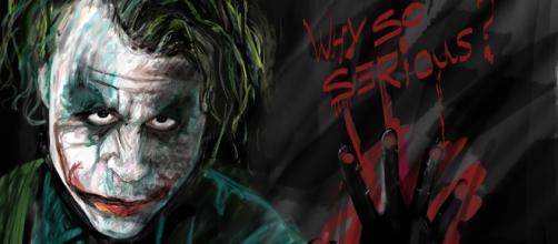 "The Joker from ""The Dark Knight"""