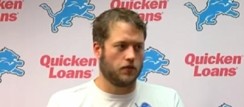 The Lions plan to make quarterback Matthew Stafford the highest-paid NFL player -- FOX SportsDetroit via YouTube
