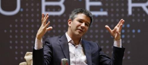 Uber's CEO Travis Kalanick was made to resign by Uber's investors on Tuesday