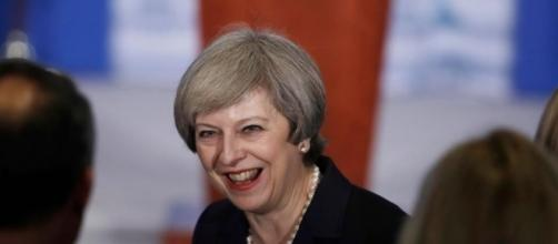 UK Prime Minister Theresa May - thesun.co.uk
