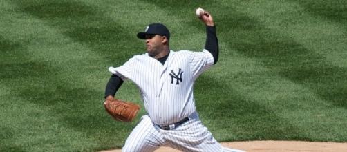 Yankees pitcher, CC Sabathia-Flickr
