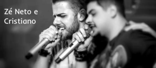 Zé Neto & Cristiano interrompe show após explosão no palco