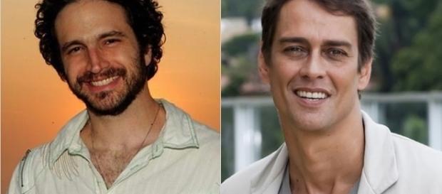 Caco Ciocler e Marcello Antony estão na lista (Foto: Reprodução/ Montagem)