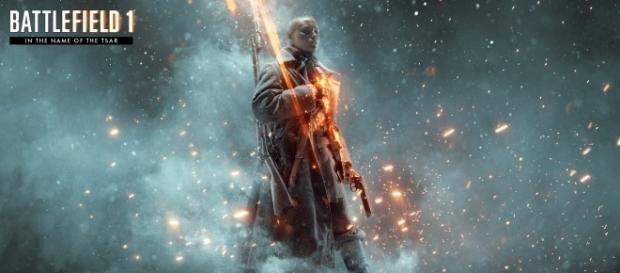 """""""Battlefield 1's"""" newest map called the Lupkow Pass will arrive via the """"In the Name of the Tsar"""" DLC (via YouTube/Battlefield 1)"""