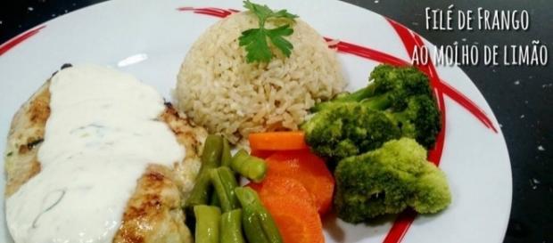 Comida funcional,prática e saudável. Sem adição de conservantes