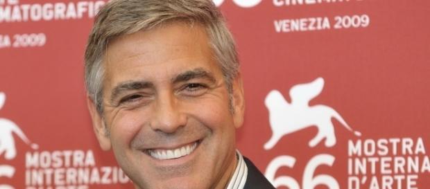 George Clooney- via Wikimedia Commons