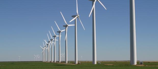 Green Mountain Wind Farm (wikimedia Llano Estacado)