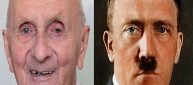 Idoso afirma ser o verdadeiro Adolf Hitler (Foto: Reprodução)