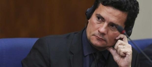 Sérgio Moro comanda a Operação Lava Jato