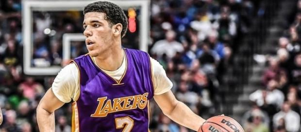 Lonzo Ball is finally a Laker - Photo via bronxski/Flickr - flickr.com