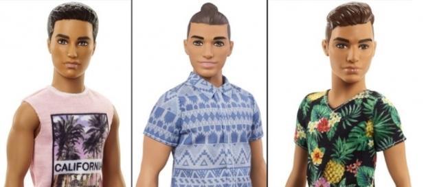 Mattel unveils diverse line of Ken dolls - ABC News - go.com