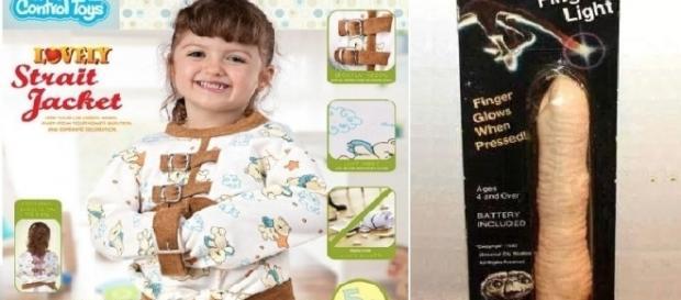 Os brinquedos mais bizarros já vendidos para as crianças no mundo